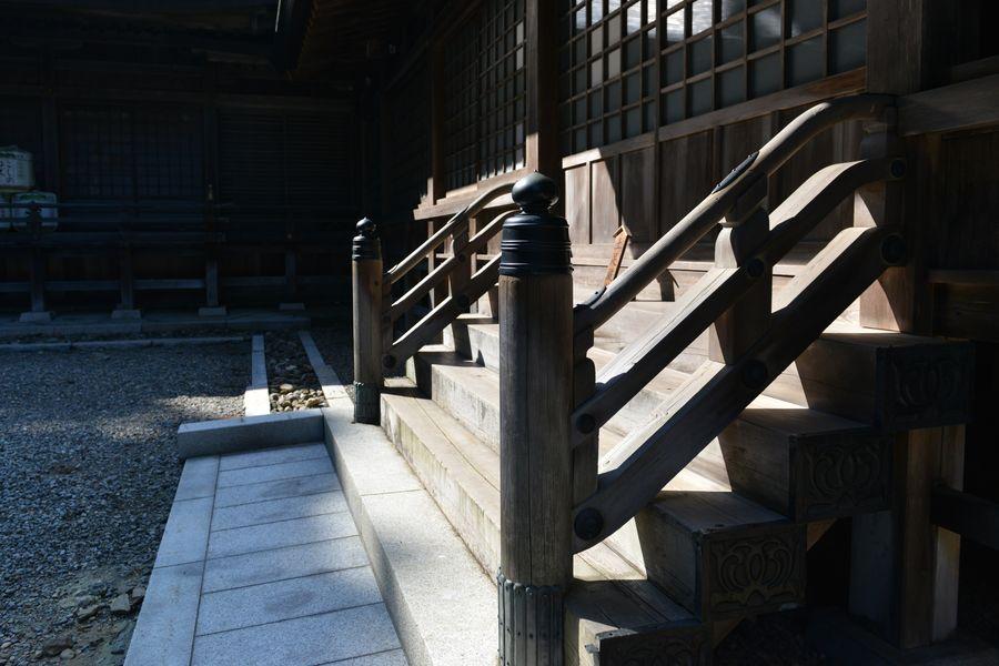 神社 コントラスト-2