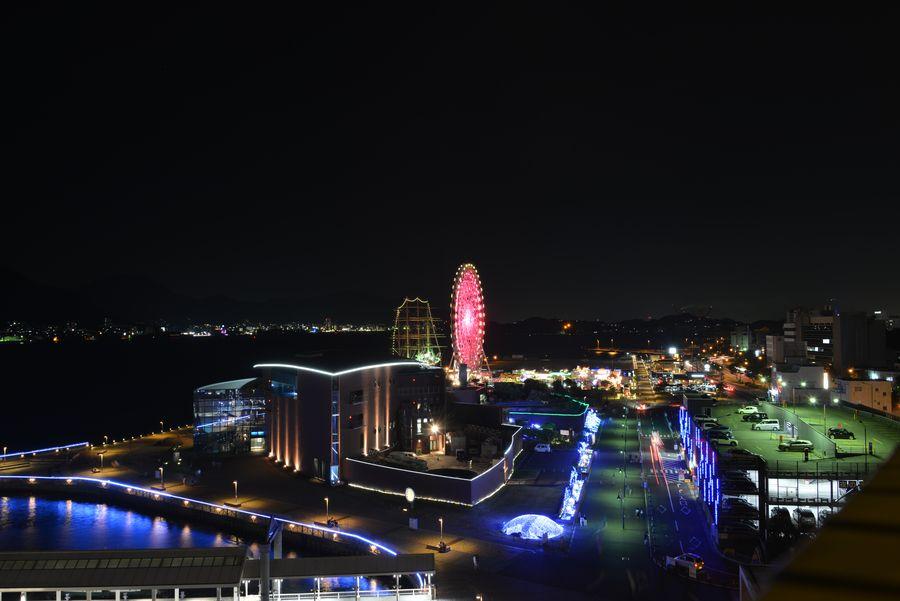 下関夜景-1