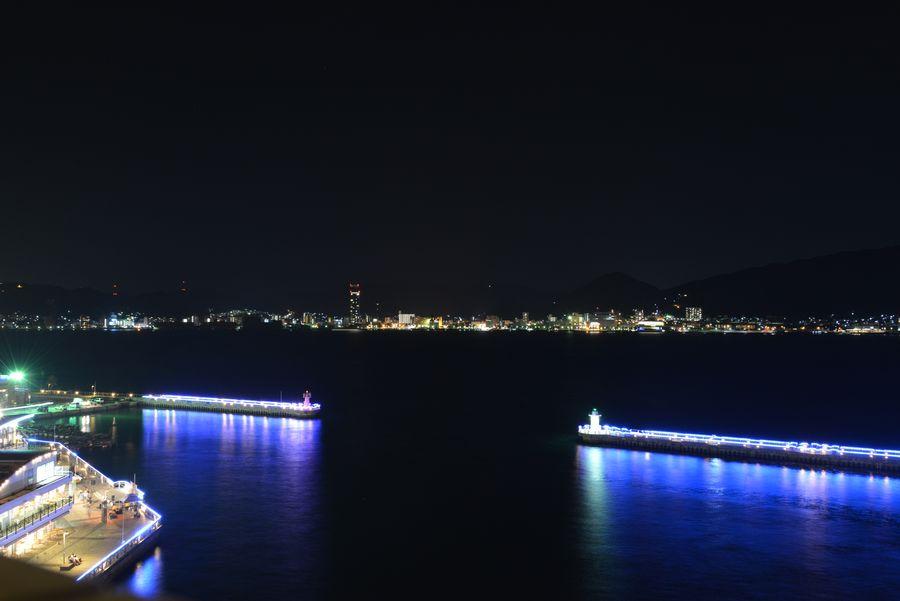 下関夜景-2
