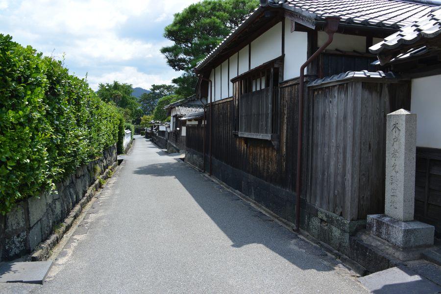 萩 武家屋敷-2