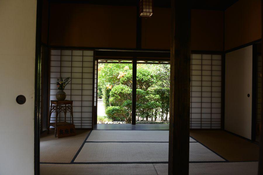 萩 武家屋敷-3