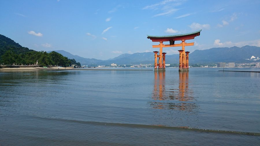 宮島 厳島神社-1