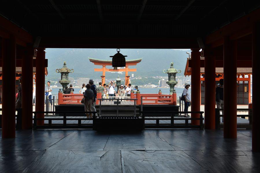 宮島 厳島神社-3