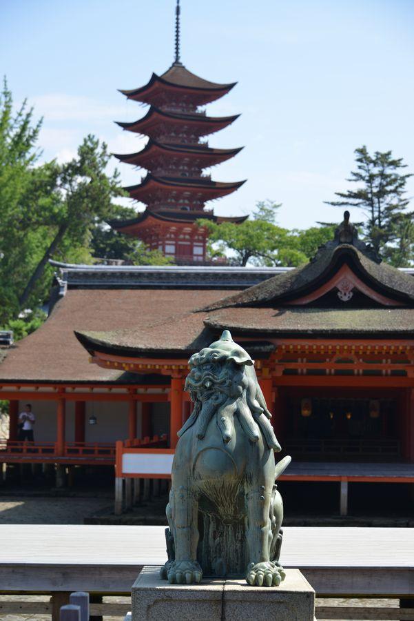 宮島 厳島神社-4