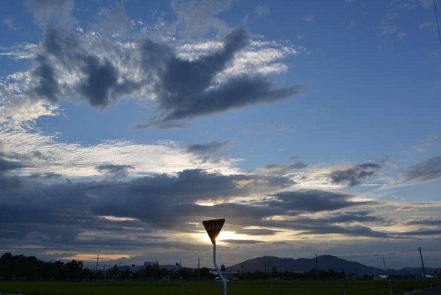 夏の空-5