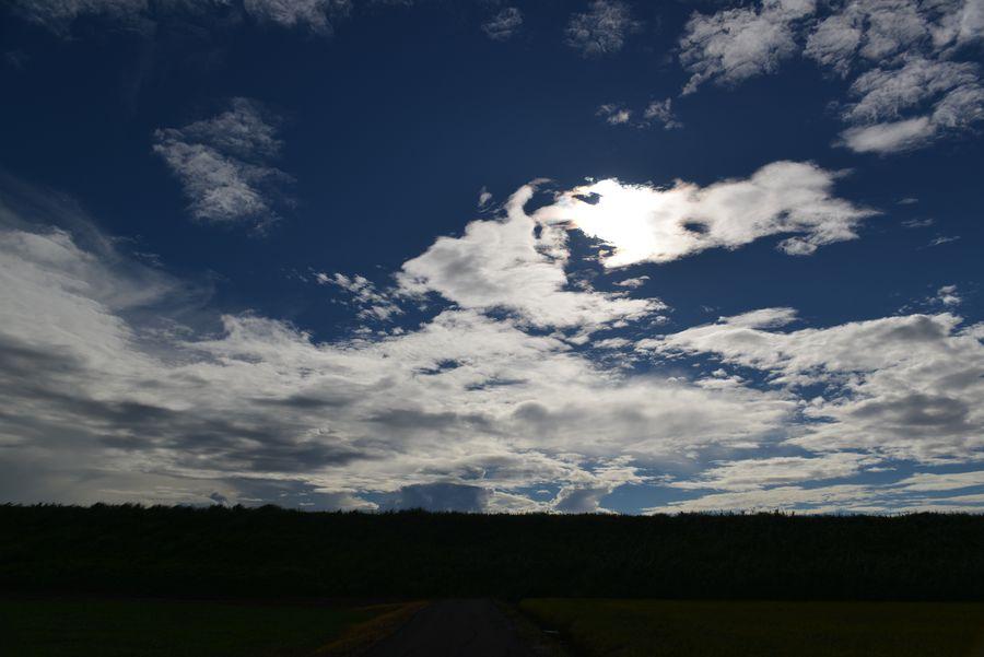 夏の雲-4