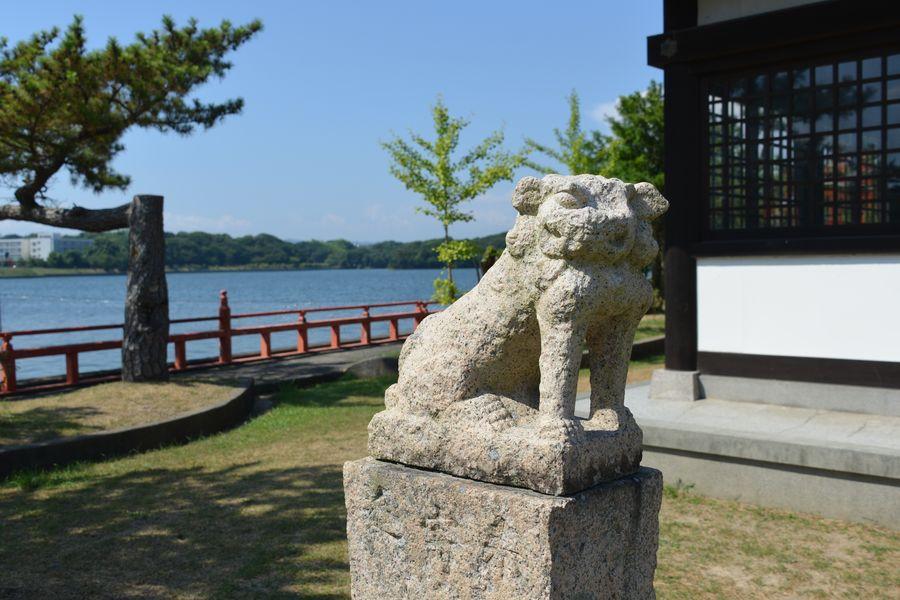狛犬+獅子-1