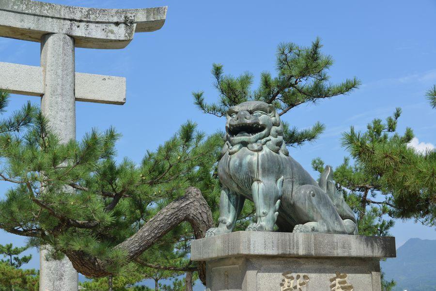 狛犬+獅子-3