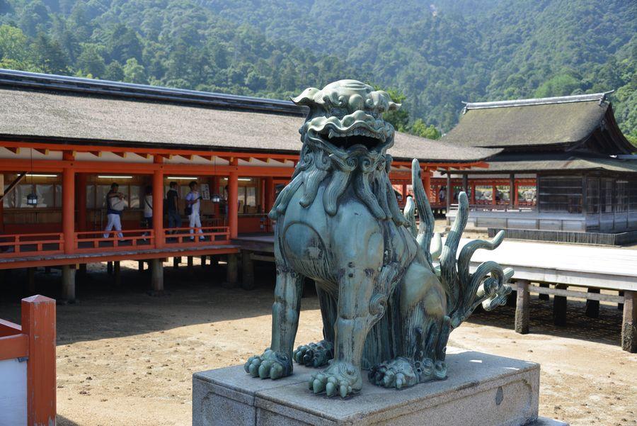 狛犬+獅子-4