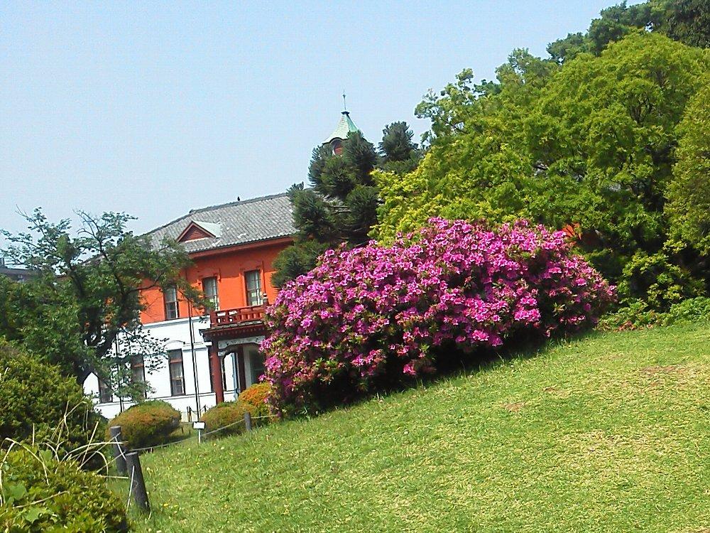 F1000792小石川植物園旧東京医学校本館