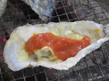 チーズとトマトソースを持ち込んで