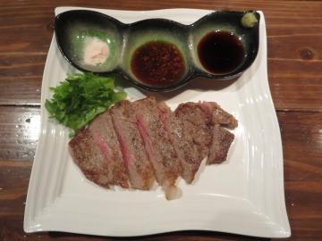 ステーキ 1000円