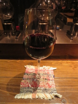 チリ・ワイン(グラス) 600円