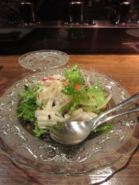 野菜サラダ 350円