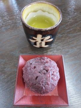 ぼた餅 120円