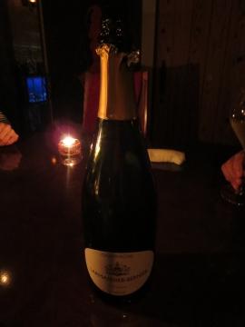 シャンパン ボトル 8800円