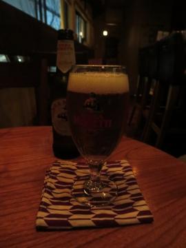モレッティ ビール 650円