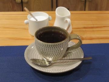 おまかせフルコース・5000円(コーヒー)