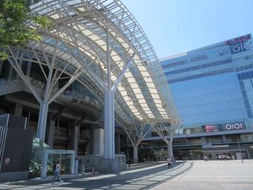 ・今の博多駅前