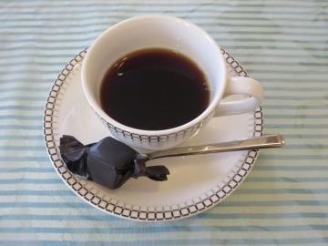 コーヒーと手作り生キャラメル