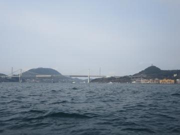 遊覧船からの景色 (3)