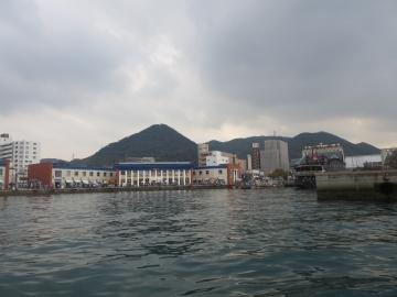 遊覧船からの景色 (5)