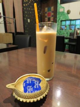 チャイ(アイス) 350円