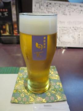 生ビール(サッポロ) 400円