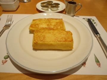 フレンチトースト 1500円