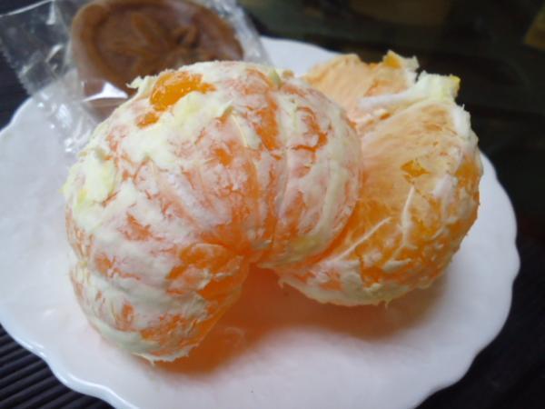 4/18 清見オレンジ&イカナゴくぎ煮