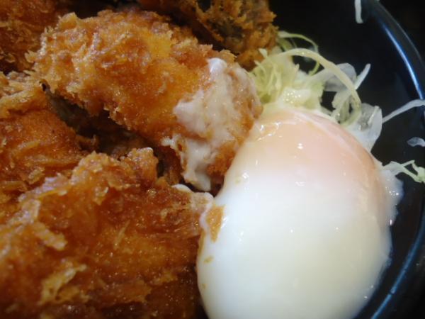 7/10 松乃屋・ささみソースカツ丼