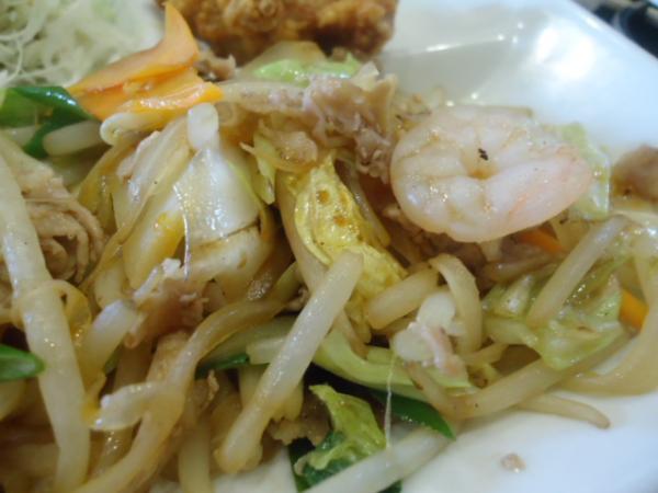 9/24 新京・野菜炒めワンコイン定食