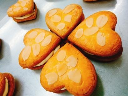 レーズンサンドクッキー3a