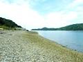 アワビ養殖場前面の海2