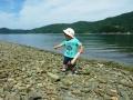 浜辺の遊び2