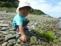 浜辺の遊び3