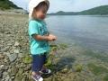 浜辺の遊び6