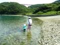 浜辺の遊び8