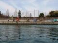 神埼川の防潮堤工事4