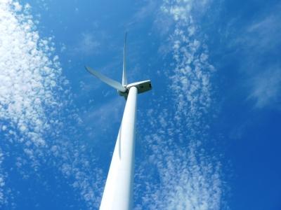 佐田岬半島の風車3