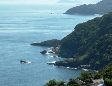 佐田岬半島の風車4