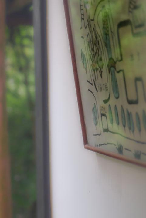 沙羅の庭 絵図