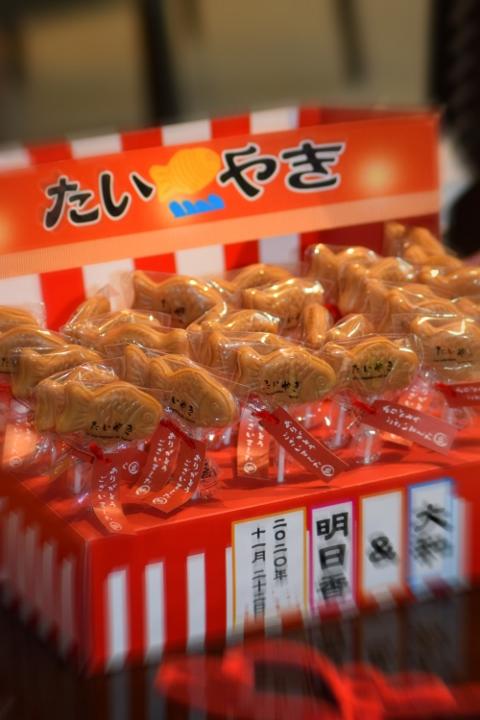屋台風お菓子