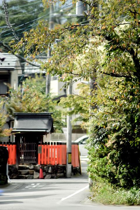 大田神社へ
