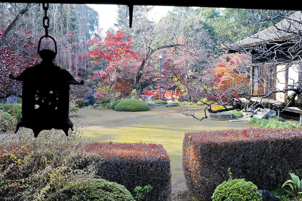 紅葉山庭園