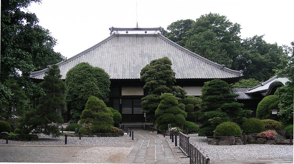 養寿院本堂