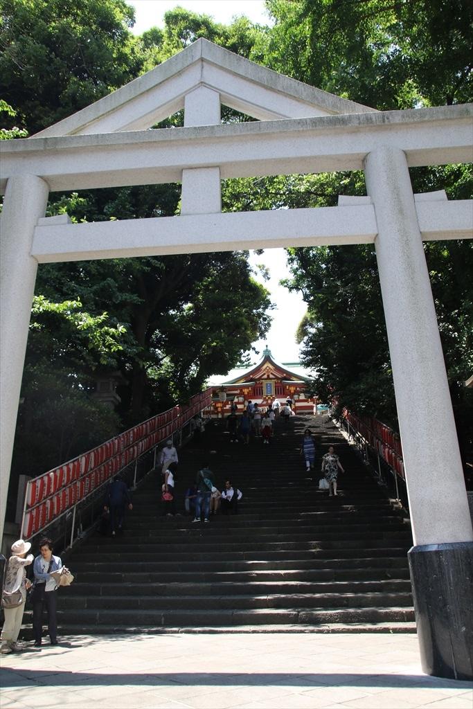 表参道(山王男坂)