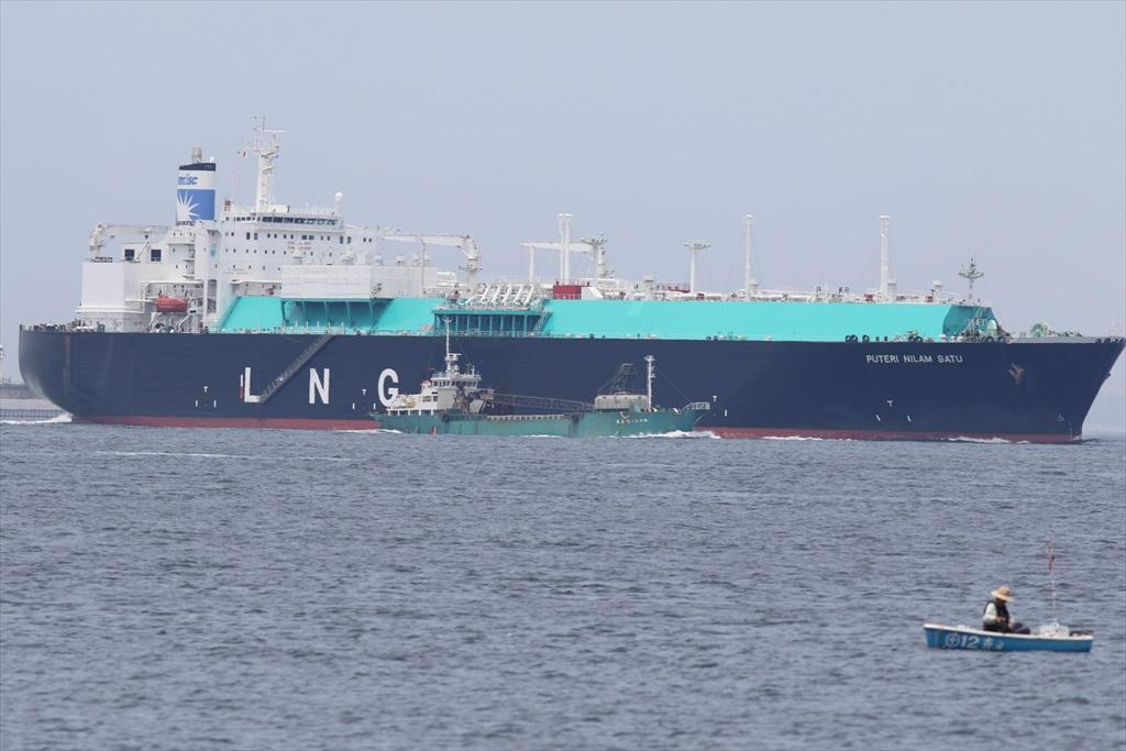 LNGタンカー_2