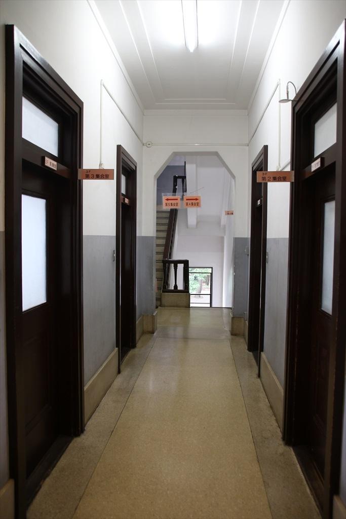 二階(三階)の貸出用の部屋