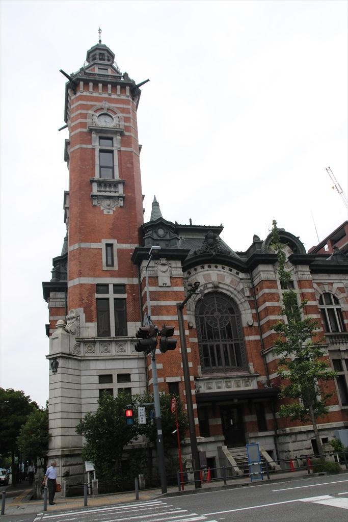 横浜市開港記念会館_外観_2